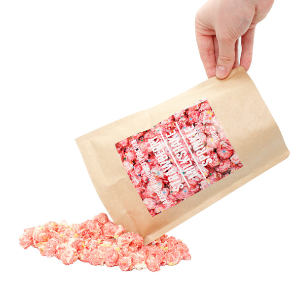 Gourmet Popcorn - Strawberry Milkshake Sprinkle (Multiples of 12)