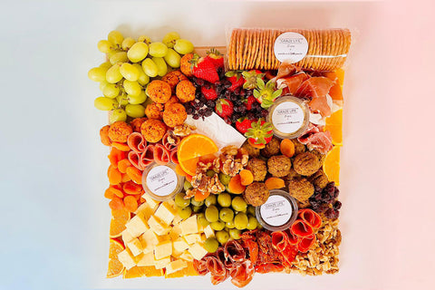 Traditional Graze Platter