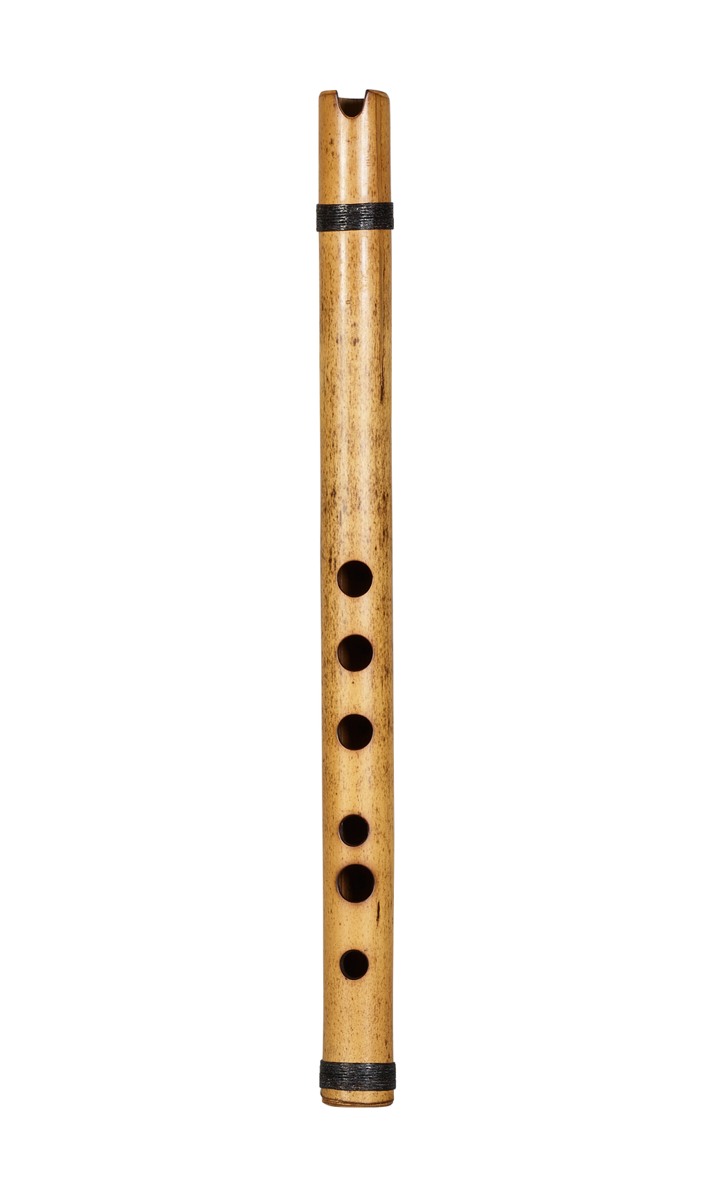 END BLOWN FLUTE Andean Quena G Major Bamboo Body