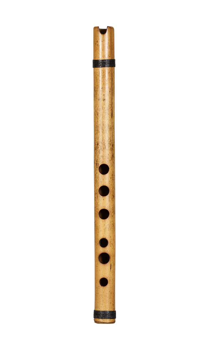 END BLOWN FLUTE - Andean Quena・G Major | Bamboo Body - V Shaped ...