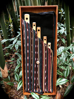 Handmade Bag for Bamboo Flutes