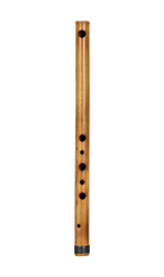 SIDE BLOWN FLUTE Arabian Professionally Tuned in A Bamboo Body Medium