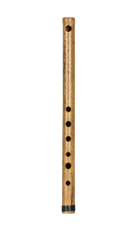 SIDE BLOWN FLUTE Bb Calypso Bamboo Body
