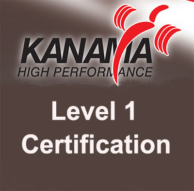 Kanama High Performance Level 1 Weightlifting Certification