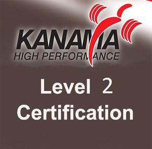 Kanama High Performance Level 2 Weightlifting Certification