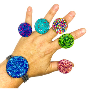 The Sprinkle Ring