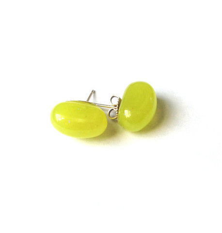 Jelly Bean Earrings