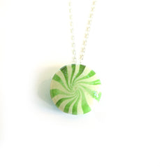 Starlight Mint Necklace