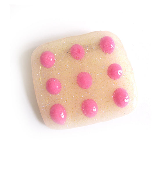 Button Candy Pin