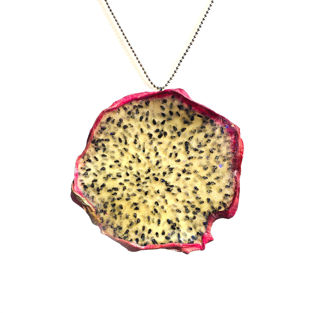 Dragon Fruit Necklace