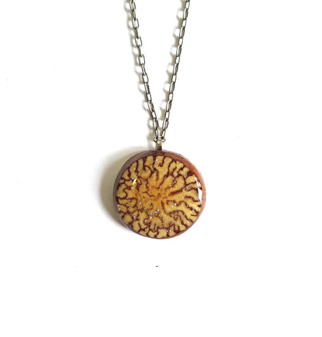 Betelnut Necklace