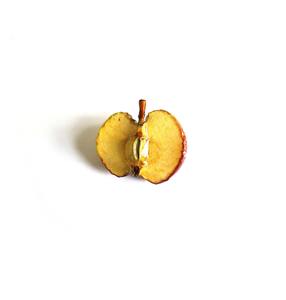Lady Apple Fruit Pin
