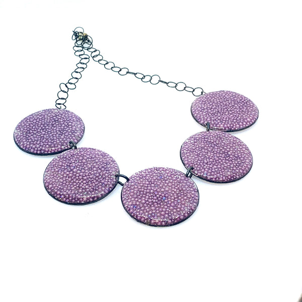 Sprinkle Bubble Necklace
