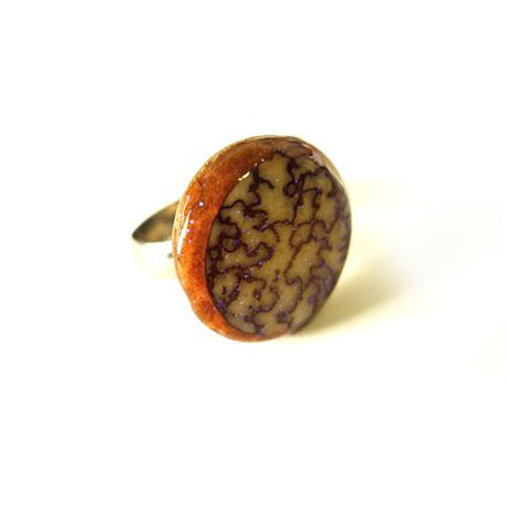 Betelnut Ring