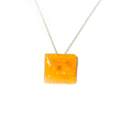 Cheeseit Necklace