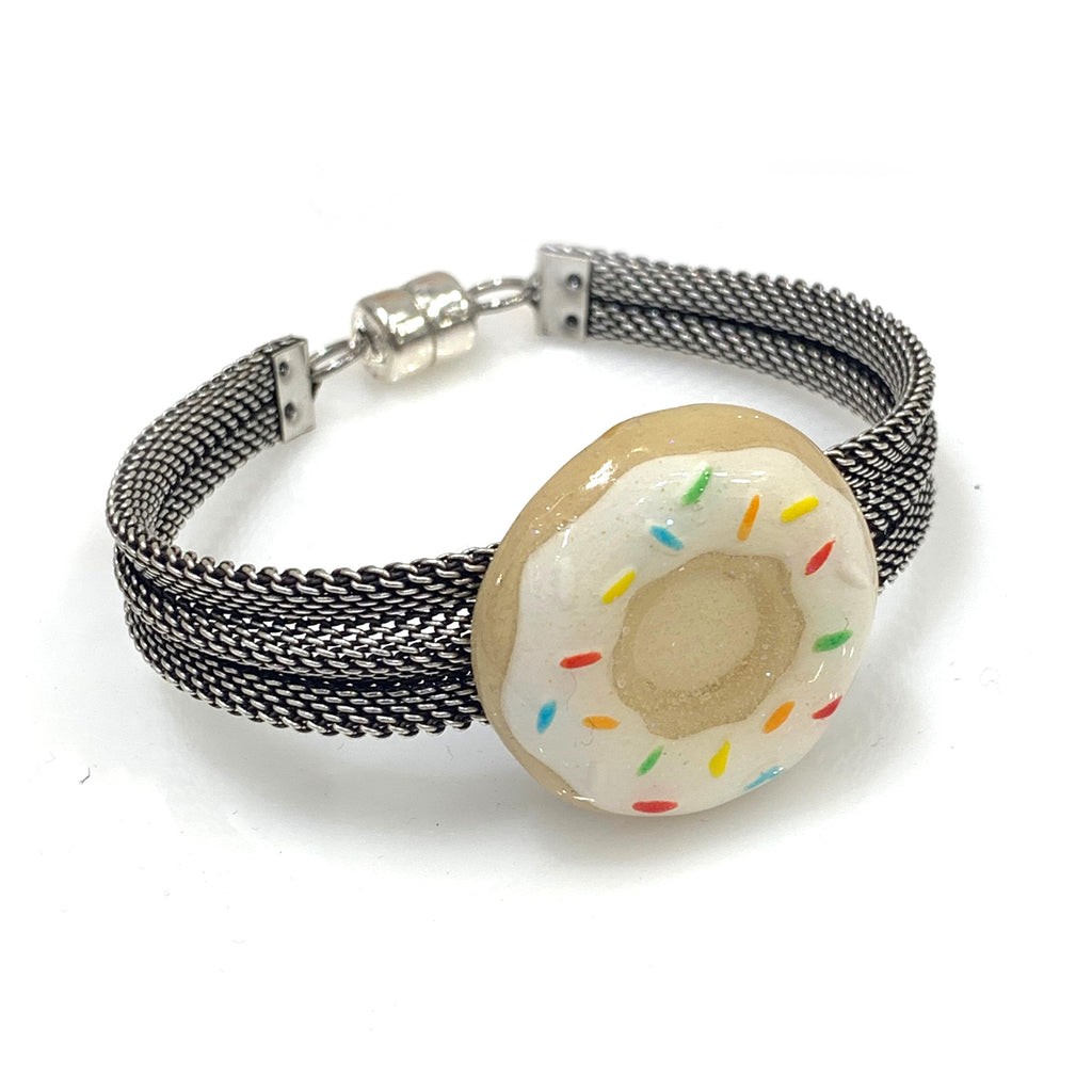 Donut Cake Decoration Bracelet