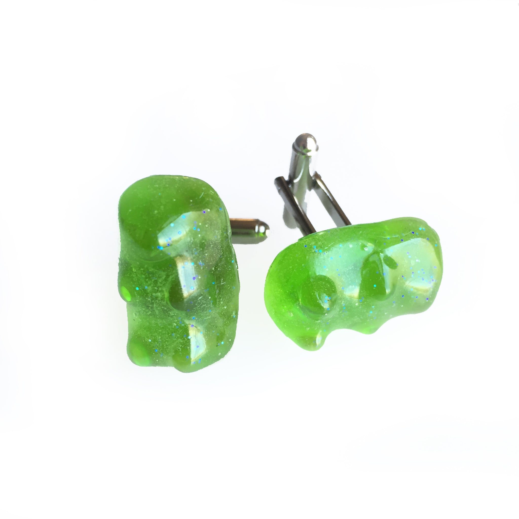 Gummy Bear Cufflinks