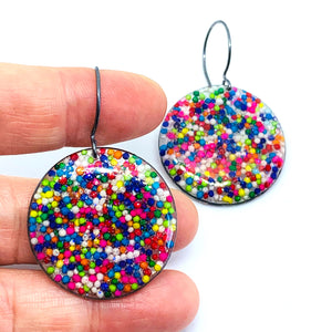 Sprinkle Drop Earrings