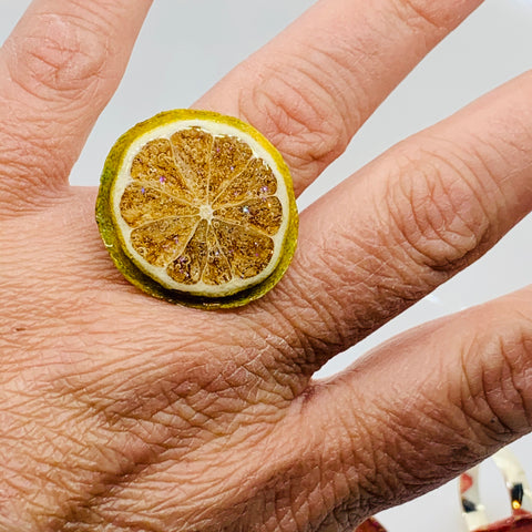 Keylime Ring - pick your own