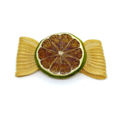 Gold Lemon Bracelet