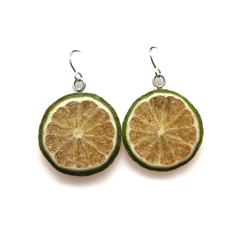 Keylime Drop Earrings
