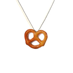 Mini Pretzel Necklace