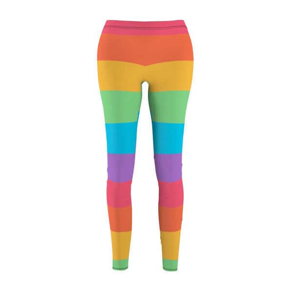 Gay Flag Leggings