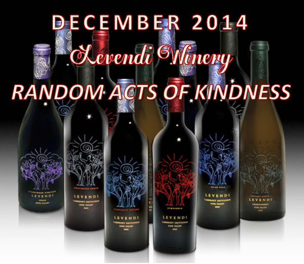 Random Acts of Kindness - December 2014