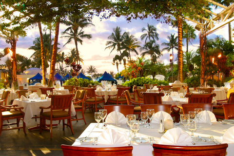 Wine Dinner at Nick's Fishmarket Maui!