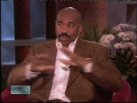 Dating Advice From Steve Harvey - Ellen