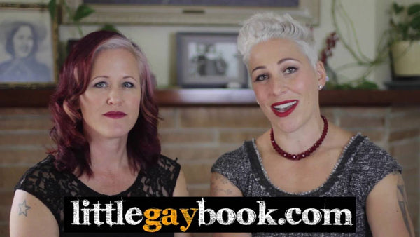 Little Gay Book: Lesbian Matchmaking. Who We Are and What We Do