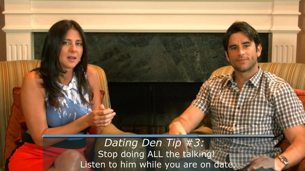 The Dating Den: 3 Mistakes That Make Men Vanish