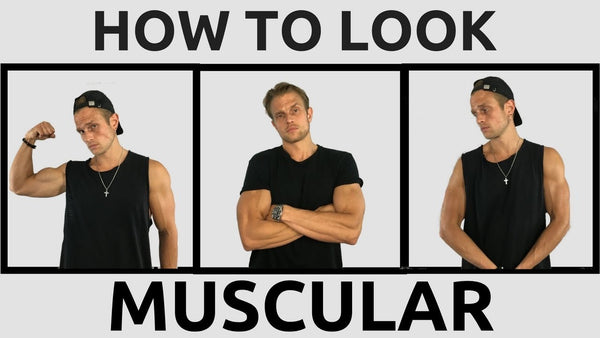 How To Look More Muscular In Your Clothes | 5 Style Tips To Dress More Muscular | Look Muscular 1,281 views