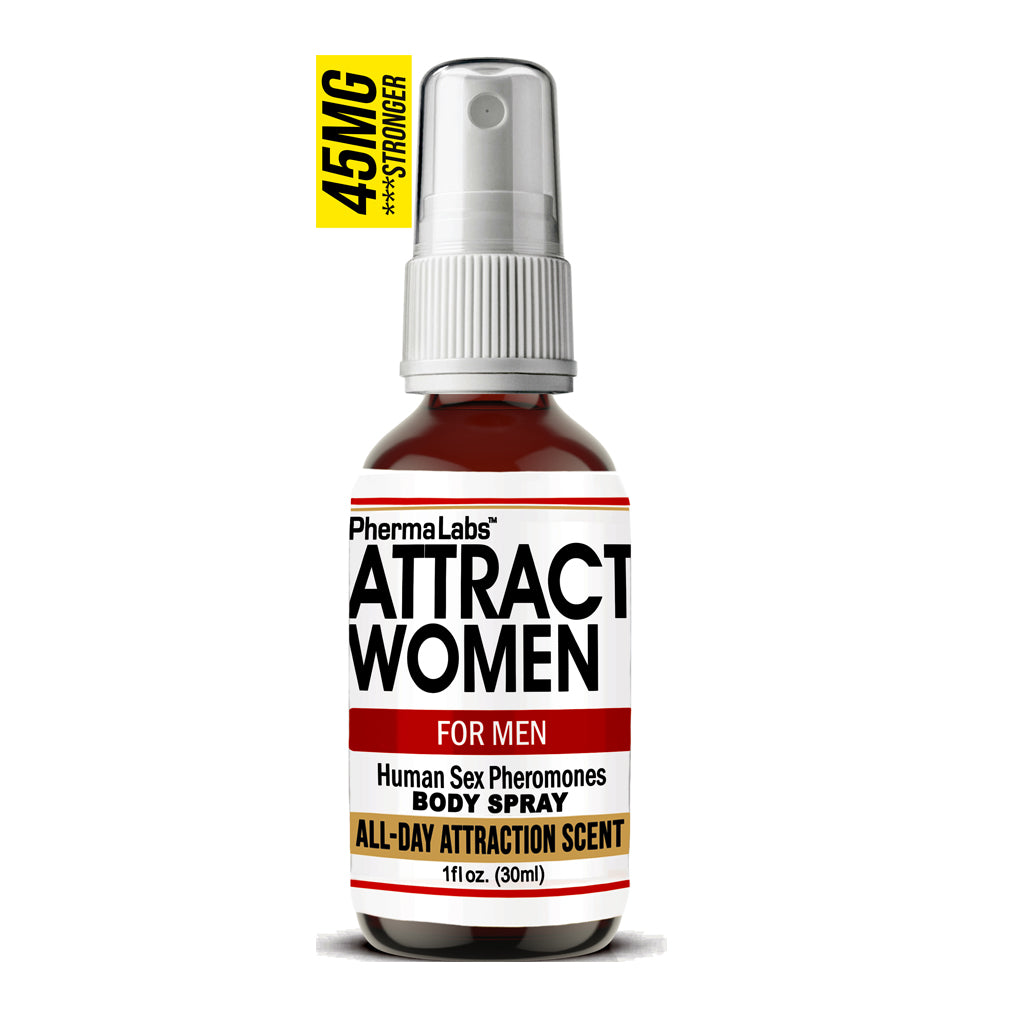 Attract Women Body Spray(45mg) *All Day Scent*