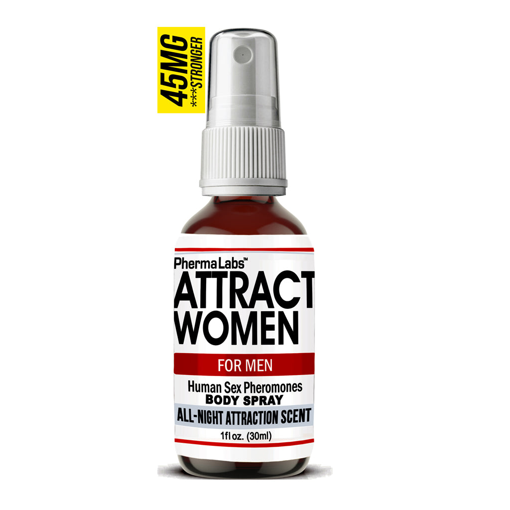 Attract Women Body Spray(45mg) *All Night Scent*