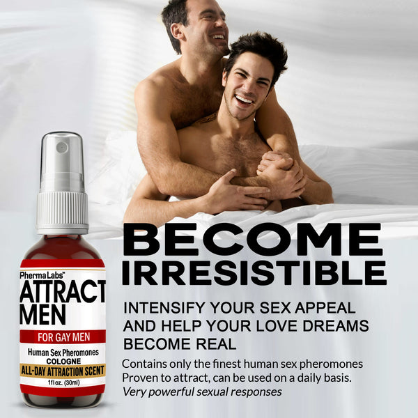 Gay Men Cologne *All Day Scent*