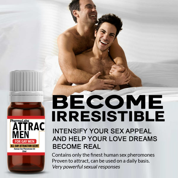 ATTRACT GAY MEN Oil *All Day Scent*
