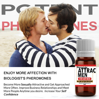 ATTRACT GAY MEN Oil(45mg) *All Day Scent*