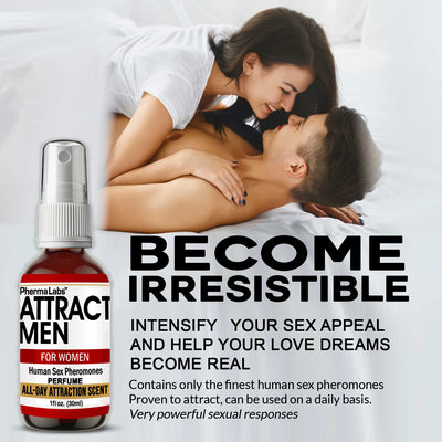 Attract Men Perfume(45mg) *All Day Scent*