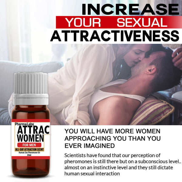ATTRACT WOMEN OIL *All Day Scent*