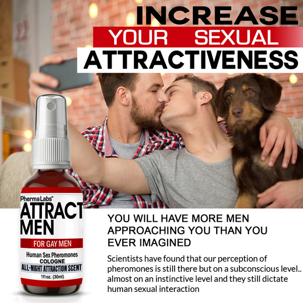 Gay Men Cologne *All Night Scent*