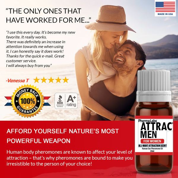 Attract Men oil(45mg) *All Night Scent*