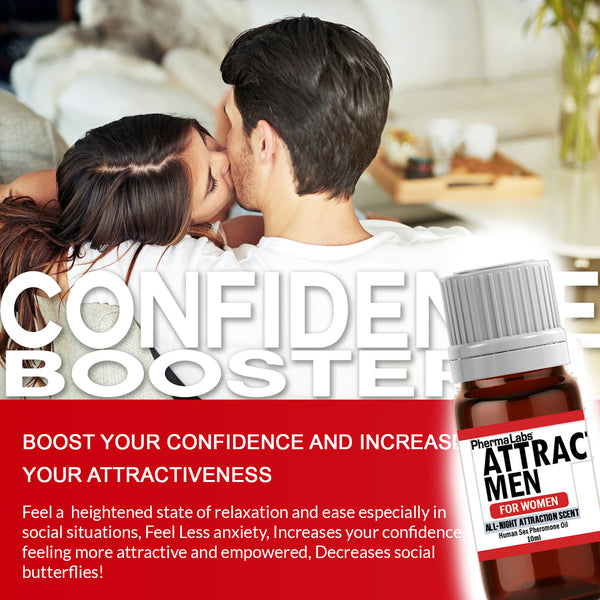 Attract Men oil *All Night Scent*