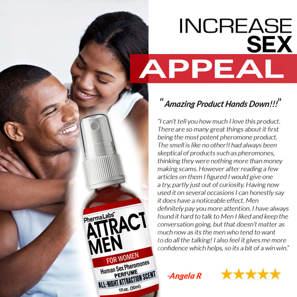 Attract Men Perfume *All Night Scent*