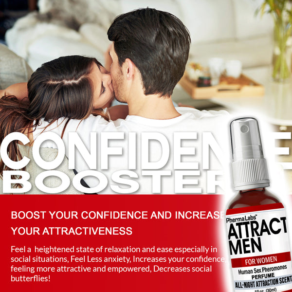 Attract Men Perfume(45mg) *All Night Scent*
