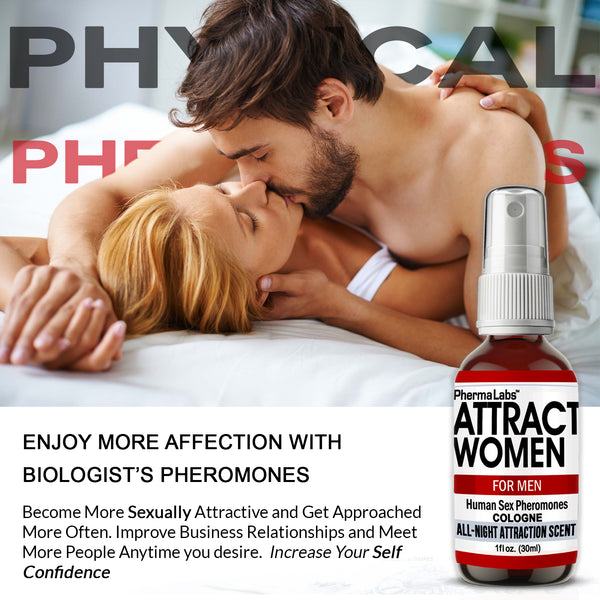 Attract Women Cologne (45mg) *All Night Scent*