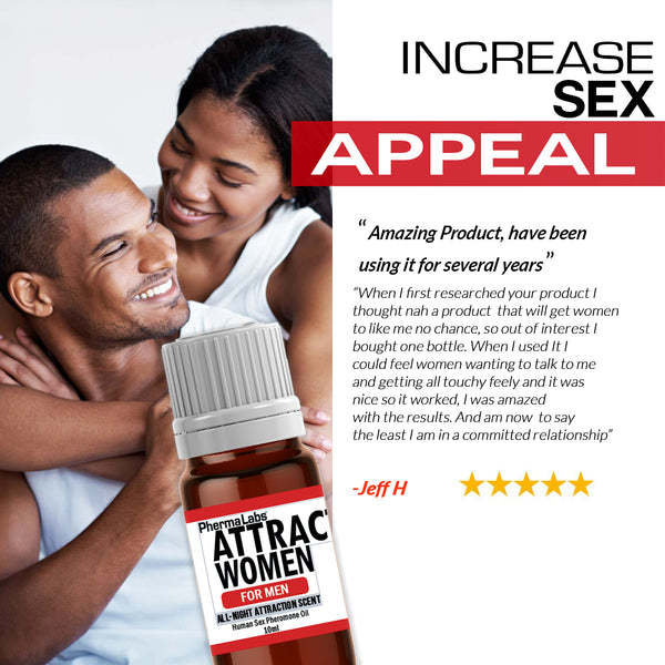 ATTRACT WOMEN OIL *All Night Scent*