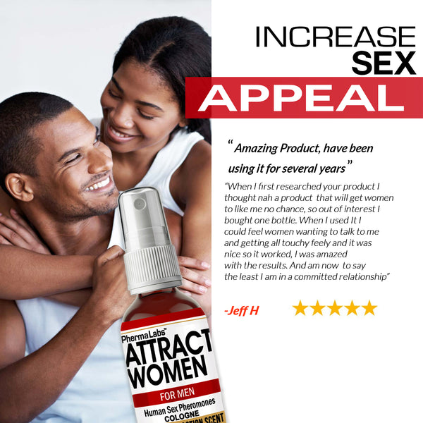 Attract Women *All Day Scent*