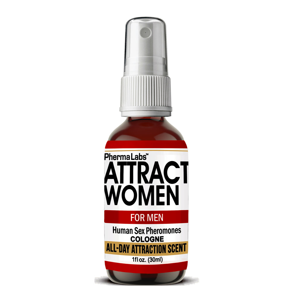 Attract Women Cologne *All Day Scent*