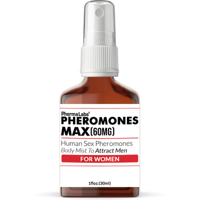 **Body Mist** Pheromones Max Attract Men (60mg)